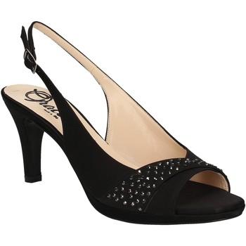 Sko Dame Sandaler Grace Shoes 2068 Sort