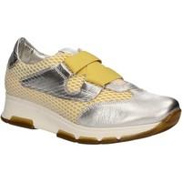 Sko Dame Lave sneakers Keys 5183 Gul