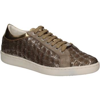 Sko Dame Lave sneakers Keys 5052 Guld