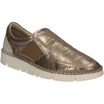 Sko Dame Slip-on Mally 5708 Guld