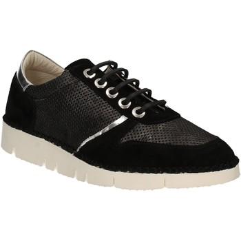 Sko Dame Lave sneakers Mally 5938 Sort