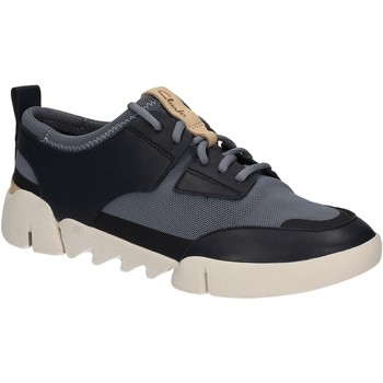 Sko Dame Lave sneakers Clarks 123810 Blå