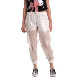 textil Dame Træningsbukser Fornarina BE171L95CA0509 hvid