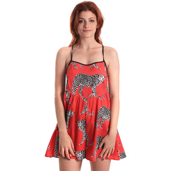 textil Dame Buksedragter / Overalls Fornarina BE178D63CA0876 Sort