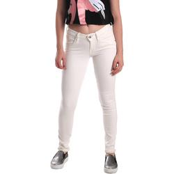 textil Dame Jeans - skinny Fornarina BER1H37D73409S hvid