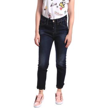textil Dame Smalle jeans Fornarina BER1I44D790V3 Blå