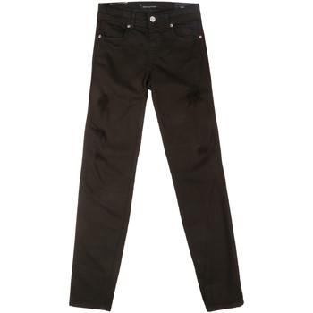 textil Dame Smalle jeans Fornarina BER1I86D844BP Sort