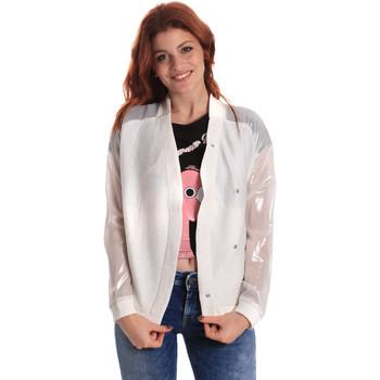 textil Dame Jakker Fornarina SE173C37I06809 hvid