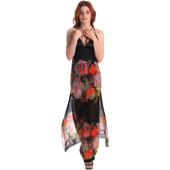 textil Dame Lange kjoler Fornarina SE178D67CA0700 Sort