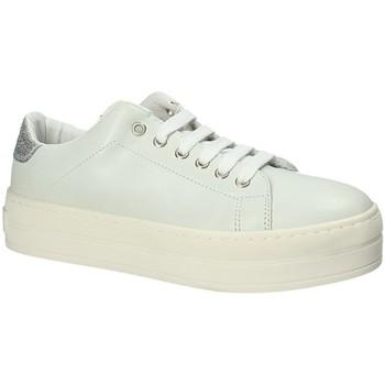 Sko Dame Lave sneakers Fornarina PE17MX1108C009 hvid