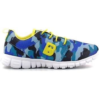 Sko Børn Lave sneakers Blaike BS180003S Blå