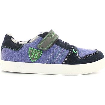 Sko Børn Lave sneakers Lumberjack SB02205 006 O06 Violet
