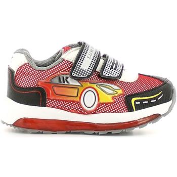 Sko Dreng Lave sneakers Lumberjack SB02405 007 M67 Rød
