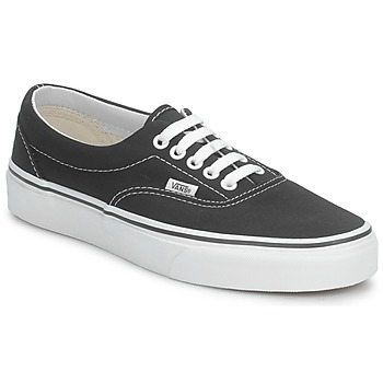 Sko Lave sneakers Vans ERA Sort