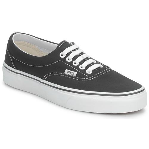 Sko Lave sneakers Vans ERA Sort