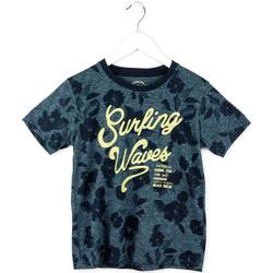 textil Dreng T-shirts m. korte ærmer Losan 713 1009AA Blå