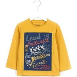 textil Børn Pullovere Losan 625 1014AC Gul