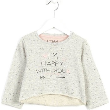 textil Børn Pullovere Losan 626 6023AD Grå