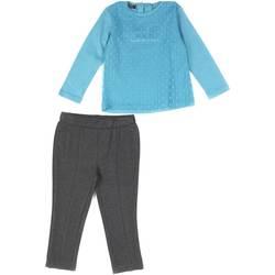 textil Pige Sæt Losan 626 8027AD Blå