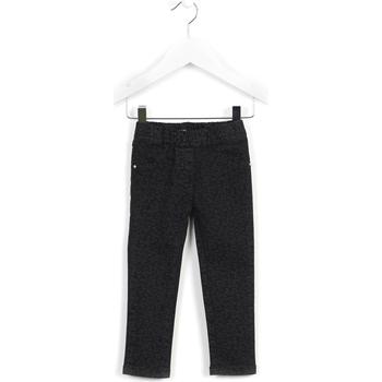 textil Børn Smalle jeans Losan 626 9002AD Sort