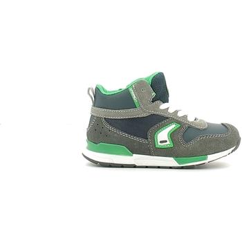 Sko Børn Høje sneakers Primigi 6268 Grå