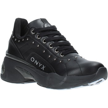 Sko Dame Lave sneakers Onyx W19-SOX513 Sort
