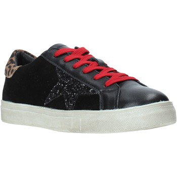 Sko Dame Lave sneakers Onyx W19-SOX901 Sort