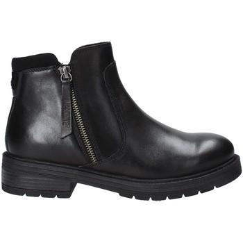 Sko Dame Høje støvletter Impronte IL92514A Sort