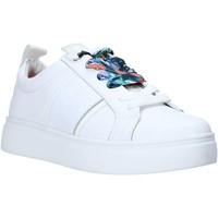 Sko Dame Lave sneakers Wrangler WL01600A hvid