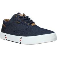 Sko Herre Lave sneakers Wrangler WM01001A Blå
