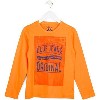 textil Børn Pullovere Losan 713 1302AA Orange