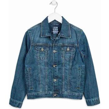 textil Børn Cowboyjakker Losan 713 2650AA Blå