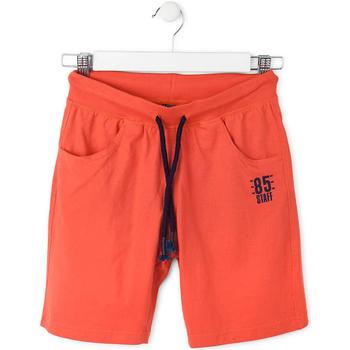 textil Børn Shorts Losan 713 6002AA Orange