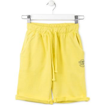 textil Børn Shorts Losan 713 6016AA Gul