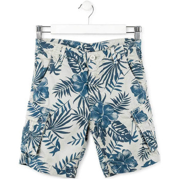 textil Børn Shorts Losan 713 9005AA Blå