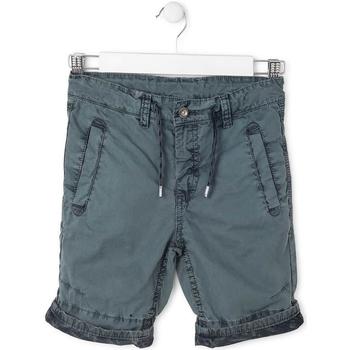 textil Dreng Shorts Losan 713 9008AA Grøn