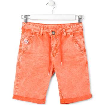 textil Børn Shorts Losan 713 9010AA Orange