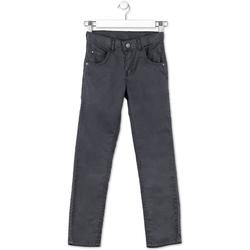 textil Børn Lærredsbukser Losan 713 9015AA Grå