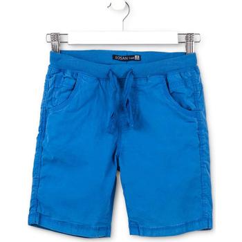 textil Børn Shorts Losan 713 9665AA Blå