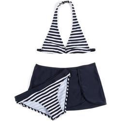 textil Pige Bikini Losan 714 4009AB Blå