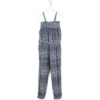 textil Pige Buksedragter / Overalls Losan 714 7020AB Blå