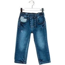 textil Børn Lige jeans Losan 715 6012AC Blå