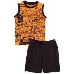 textil Dreng Sæt Losan 715 8043AC Orange