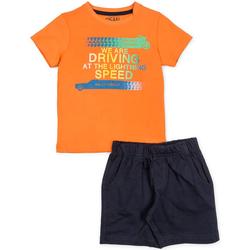 textil Dreng Sæt Losan 715 8047AC Orange