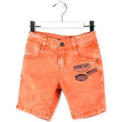 textil Dreng Shorts Losan 715 9009AC Orange