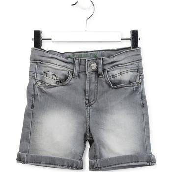 textil Dreng Shorts Losan 715 9013AC Grå