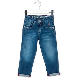 textil Børn Lige jeans Losan 715 9016AC Blå