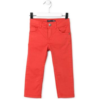 textil Børn Lærredsbukser Losan 715 9650AC Rød