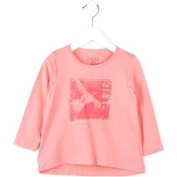 textil Børn Pullovere Losan 716 1214AD Lyserød