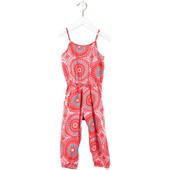 textil Pige Buksedragter / Overalls Losan 716 7027AD Lyserød